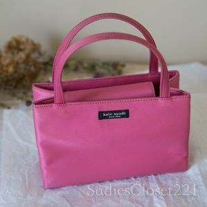 Kate Spade Pink Box Purse